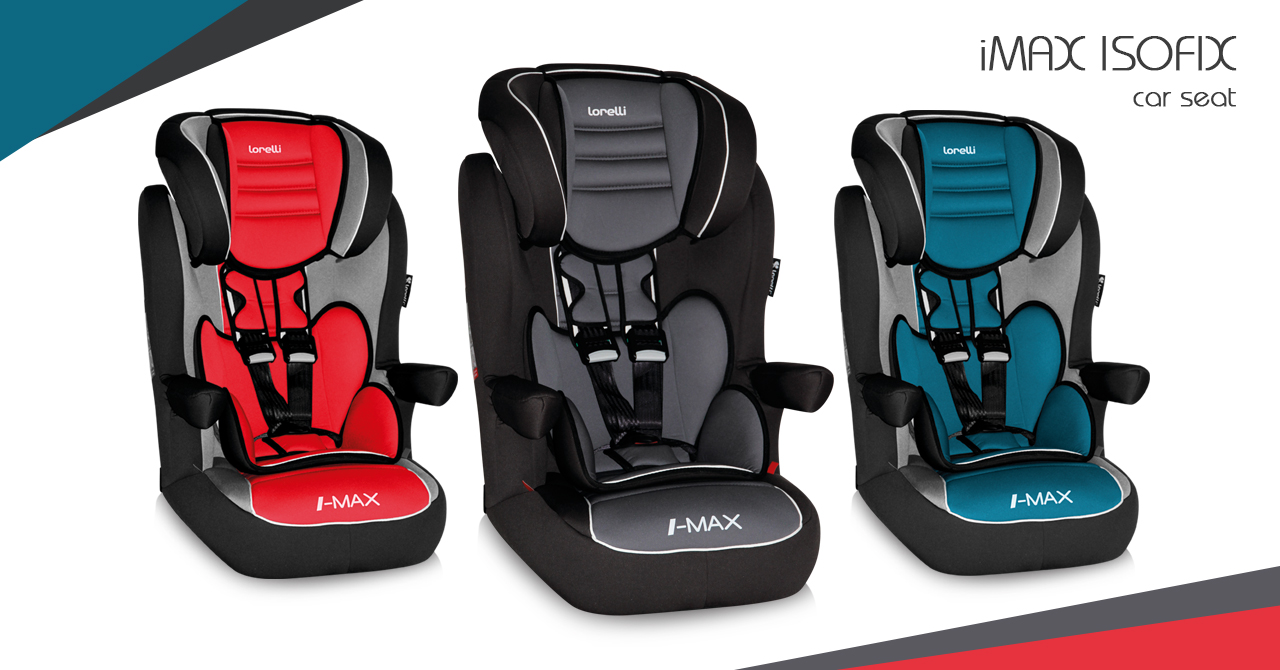 Child car seat iMAX ISOFIX by Lorelli – review