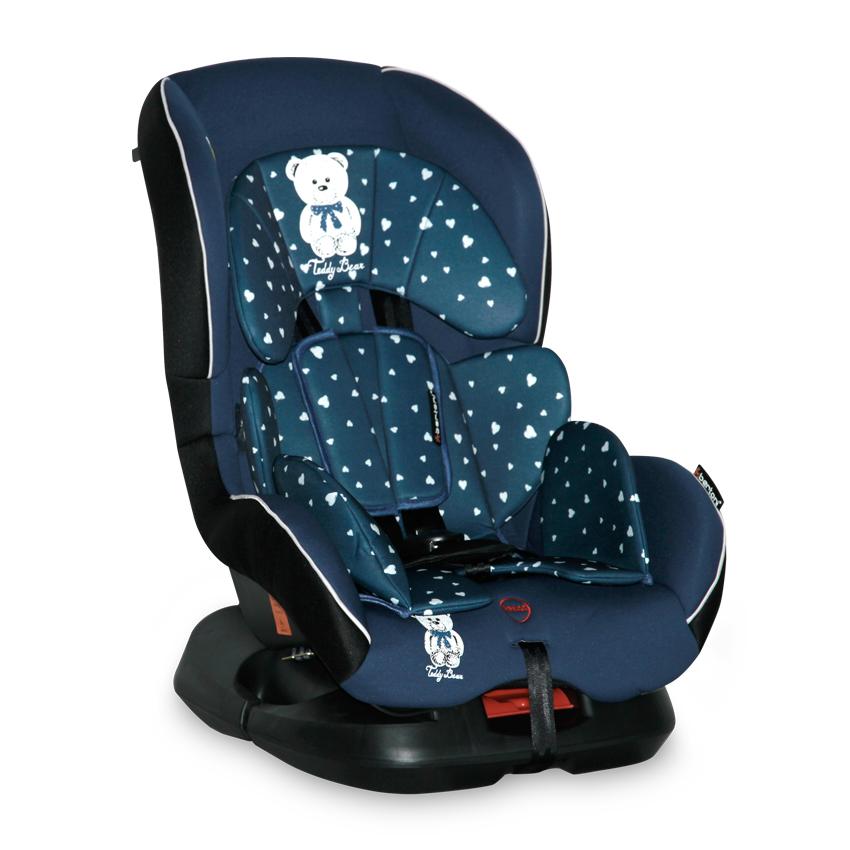Autosedačka CONCORD 0-18KG DARK BLUE TEDDY BEAR