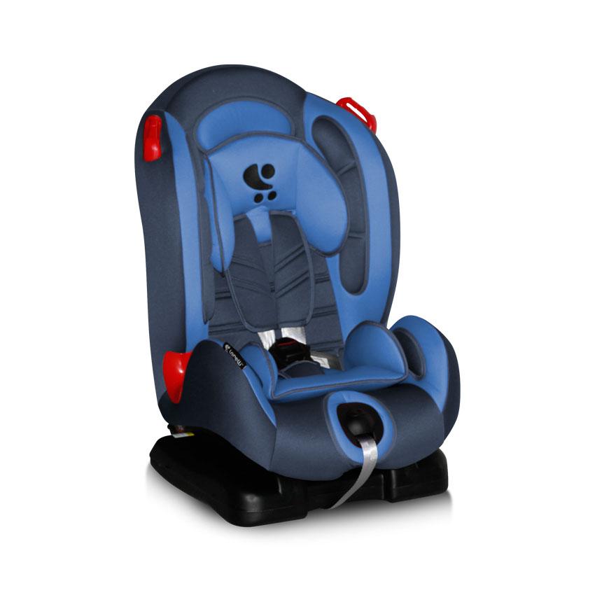 Autosedačka F1 9-25 KG DARK&LIGHT BLUE