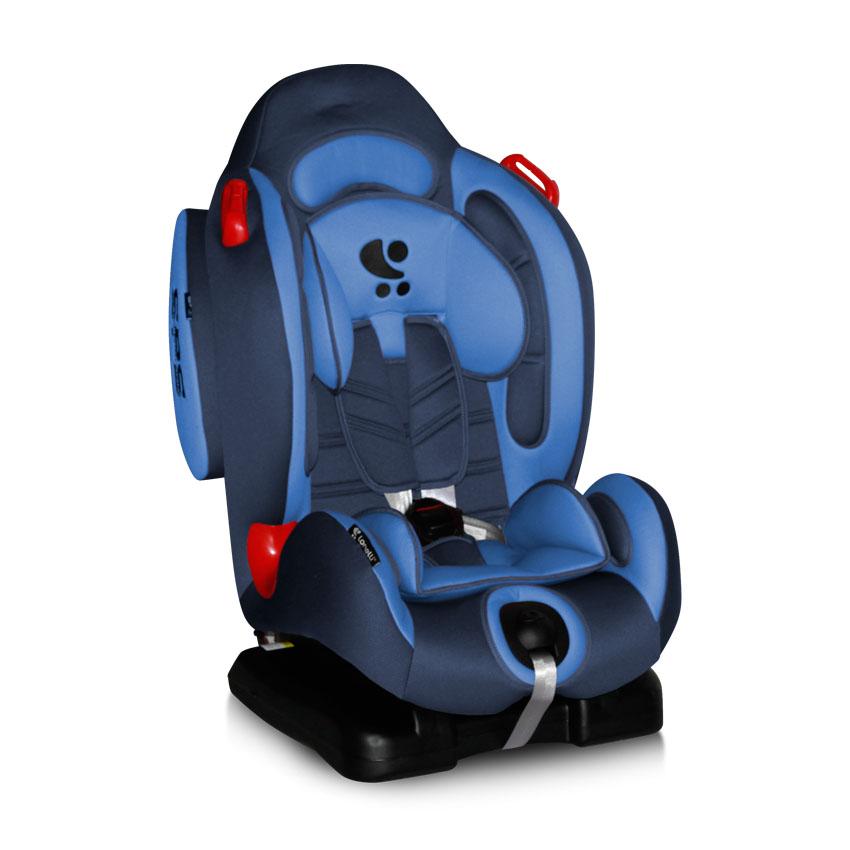 Autosedačka F2+SPS 9-25 KG DARK&LIGHT BLUE