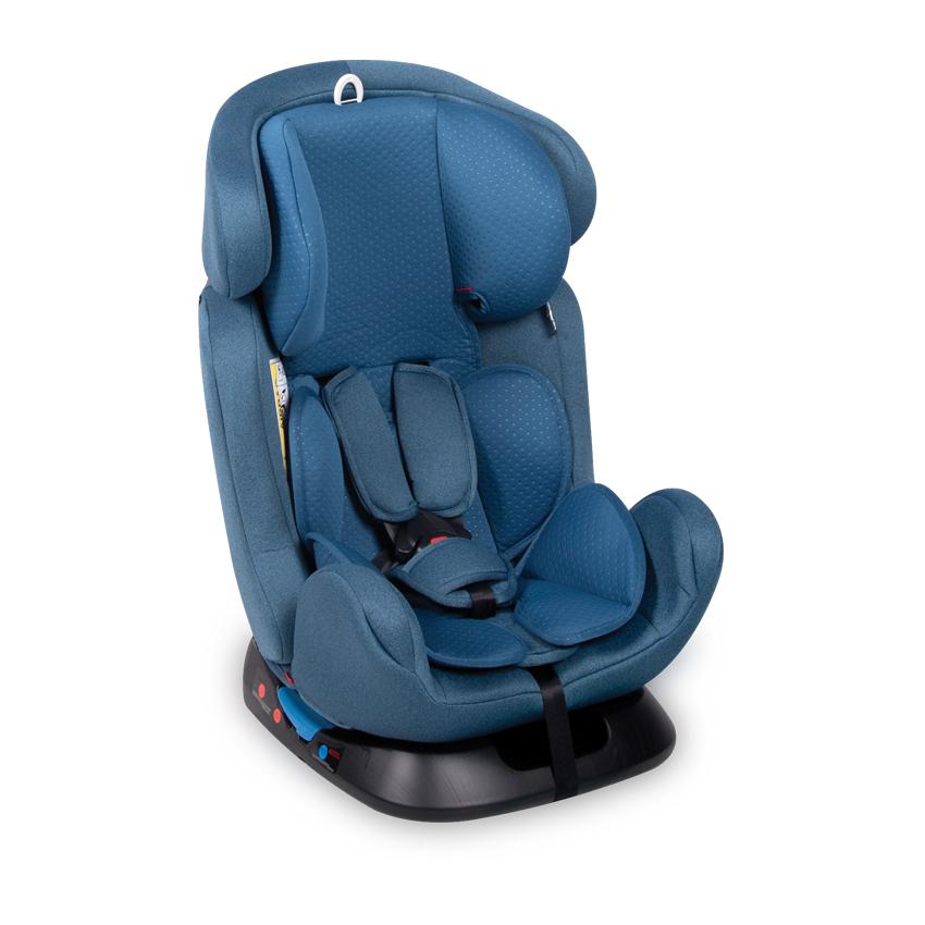 Autosedačka SANTORINI 0-36 KG BLUE