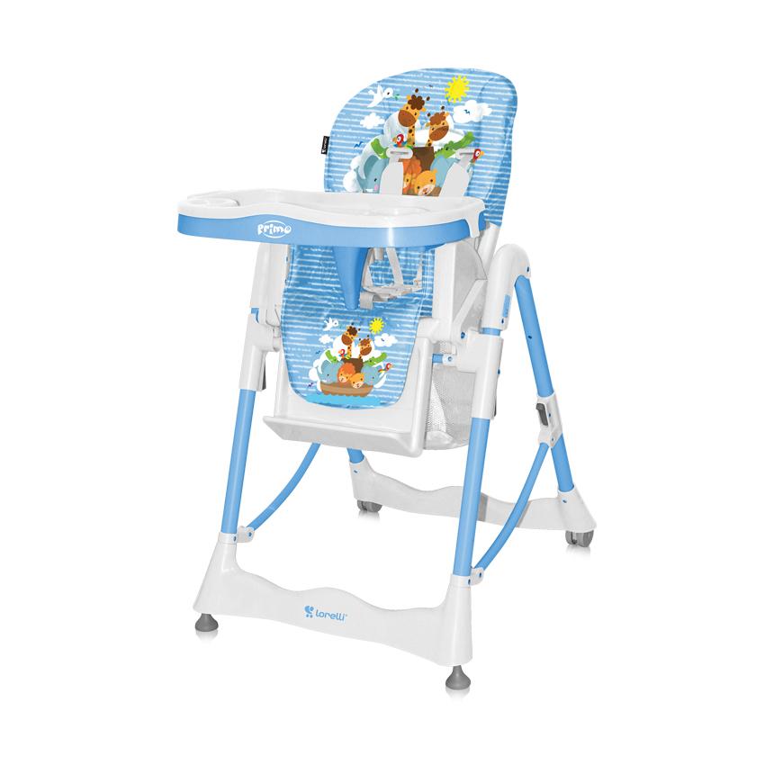 Chaise Haute Reglable Evolutive Pour Bebe Primo Lorelli