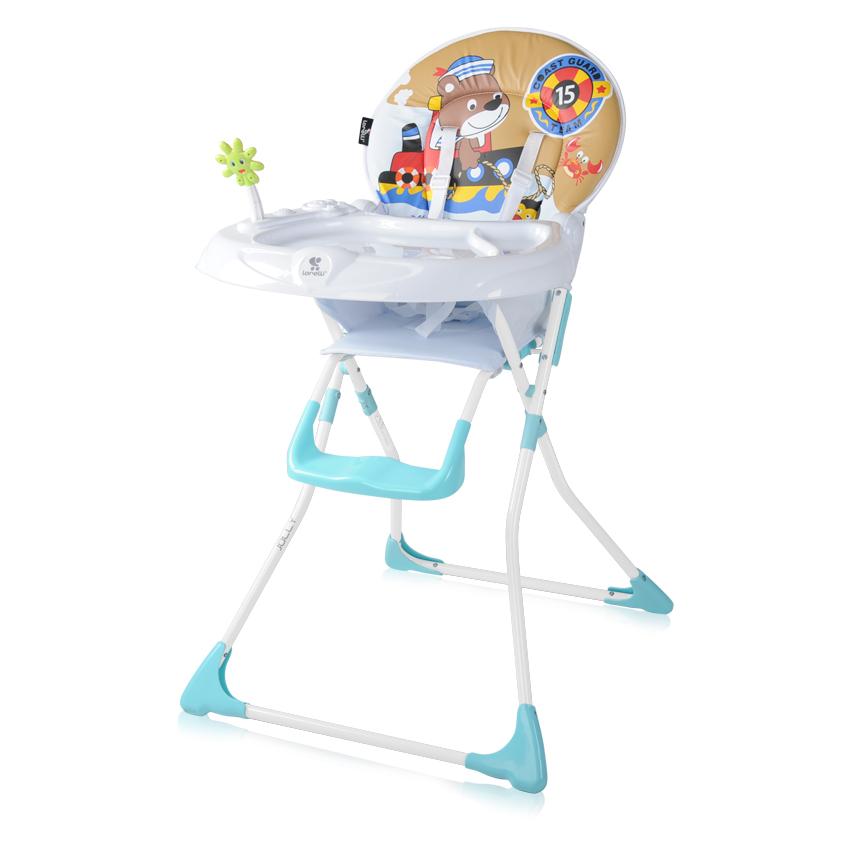 Jídelní židlička JOLLY BLUE BEAR SAILOR