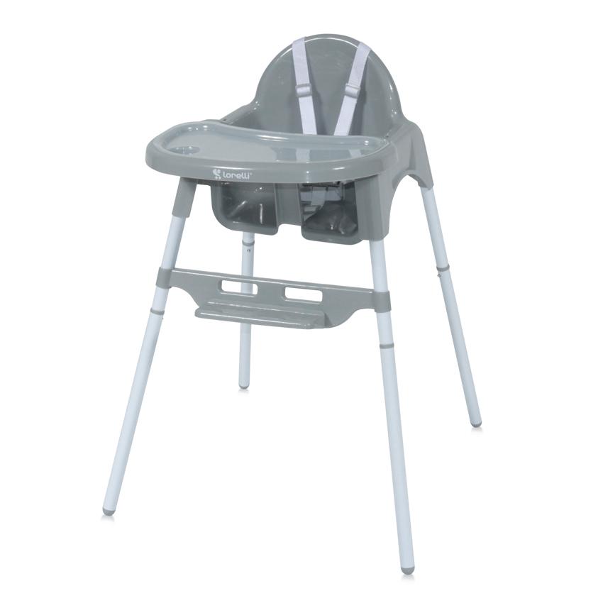 Jídelní židlička AMARO GREY