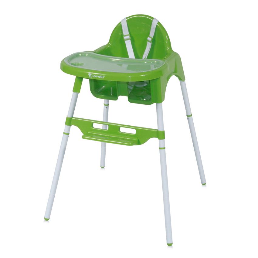 Jídelní židlička AMARO GREEN