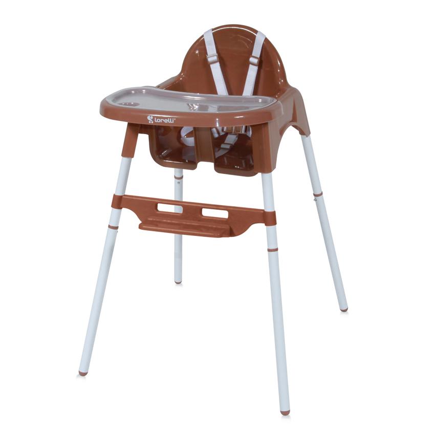 Jídelní židlička AMARO BROWN