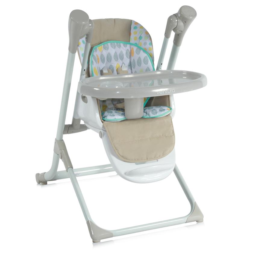 Jídelní židlička VENTURA-BEIGE