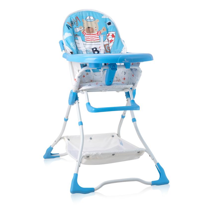 Jídelní židlička BONBON BLUE SAILOR