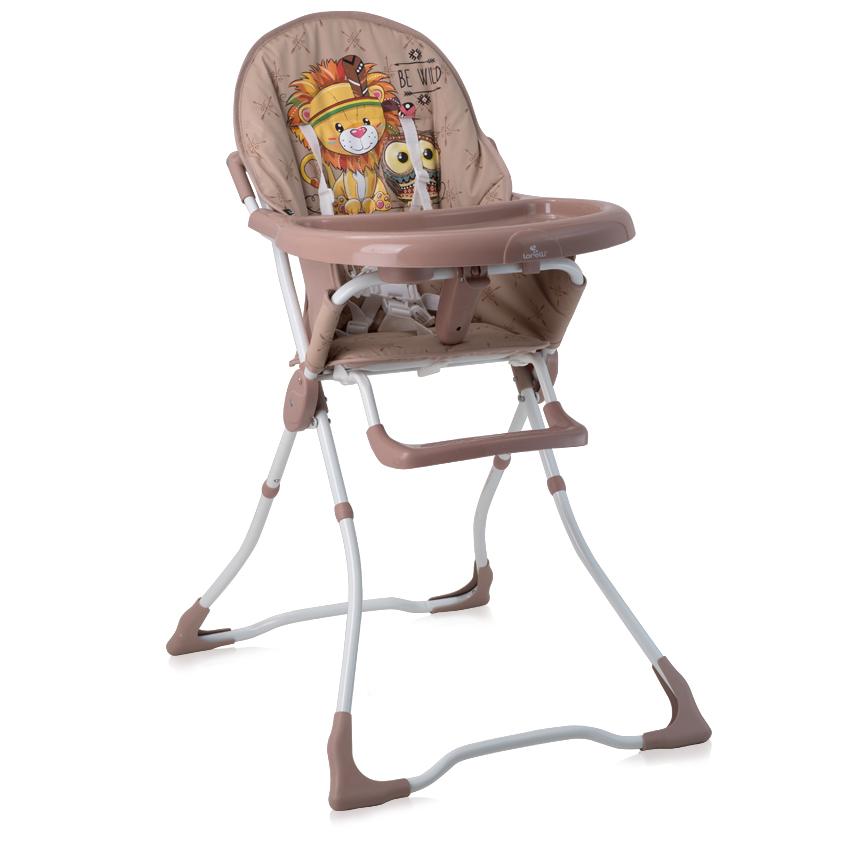Jídelní židlička MARCEL BEIGE INDIANS
