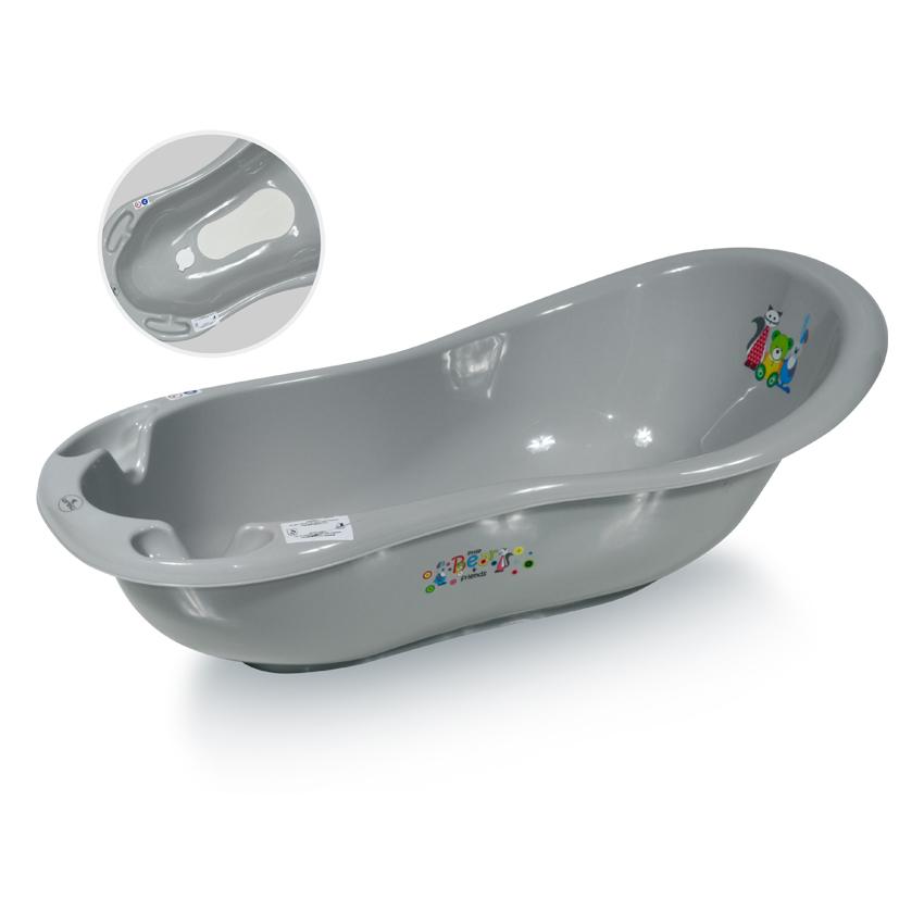 Bath 100 cm With Plug And Anti Slip Mat | Bath Tubs and Bath Tub ...