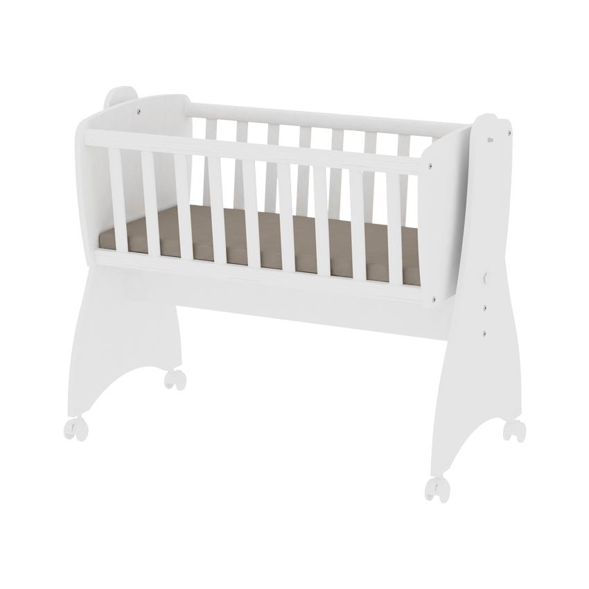 Dětská kolébka FIRST DREAMS WHITE