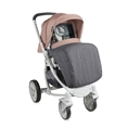 Combi Stroller S700 with footcover Beige
