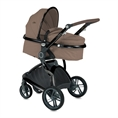 Combi Stroller LUMINA SET with newborn basket BEIGE