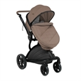 Combi Stroller LUMINA SET with footcover BEIGE