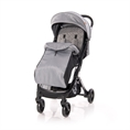 Baby Stroller FIORANO with footcover Grey DIAMOND
