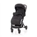 Baby Stroller FIORANO with footcover Black DIAMOND