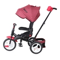 Tricycle JAGUAR /Air Wheels/ Red&Black LUXE
