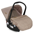 Car Seat with footcover Beige *OPTION