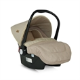 Car Seat with footcover LIFESAVER Beige