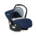 Car Seat with footcover LIFESAVER Blue