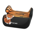 Седалка за кола TOPO COMFORT TIGER Black-Orange