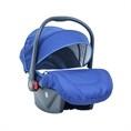 Car Seat PLUTO with footcover BLUE&WHITE