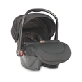 Car Seat PLUTO with footcover BLACK