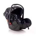 Car Seat PLUTO Black MARBLE