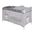 Baby Cot MOONLIGHT 2 Layers Grey MY TEDDY