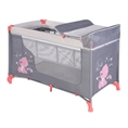 Baby Cot MOONLIGHT 2 Layers Pink&Grey MY BABY