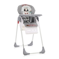 Feeding Chair CRYSPI Grey PENGUIN