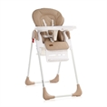 Feeding Chair CRYSPI Beige PU LEATHER