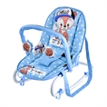 Baby Rocker TOP RELAX Blue Baby Fox