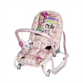 Baby Rocker TOP RELAX Pink TRAVELLING