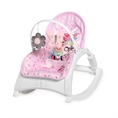 Baby Rocker ENJOY Pink TRAVELLING