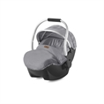 Car seat with footcover GREY *OPTION